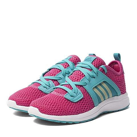 adidas阿迪达斯新款专柜同款女童跑步鞋S75782