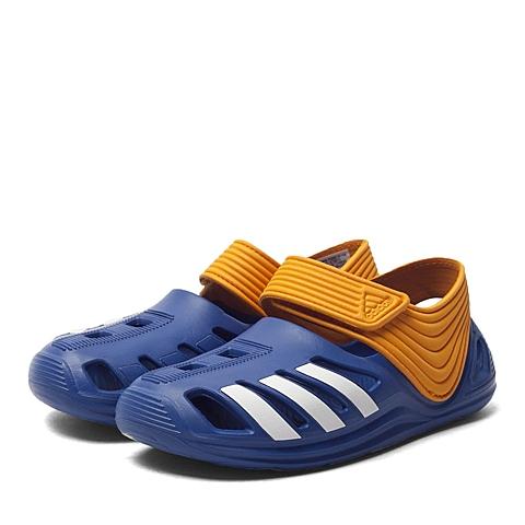 adidas阿迪达斯新款专柜同款男小童游泳鞋S78573