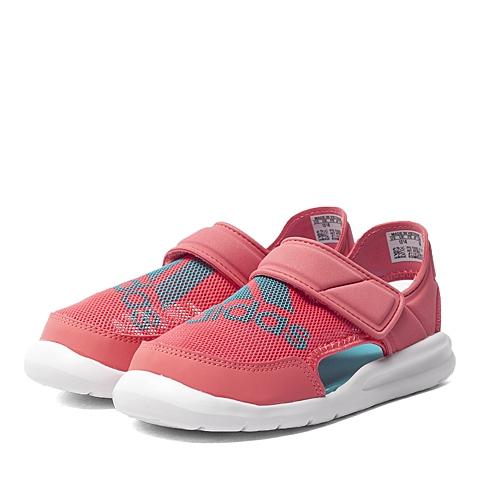 adidas阿迪达斯新款专柜同款女小童游泳鞋AF3891