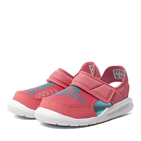 adidas阿迪达斯专柜同款女婴童游泳鞋AF3896