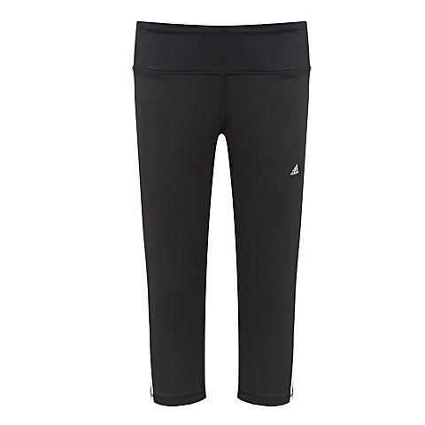 adidas 阿迪达斯新款女子运动全能系列紧身中裤AJ9370