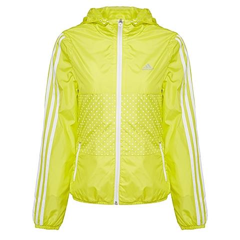 adidas阿迪达斯新款女子活力色彩系列梭织外套AP5881