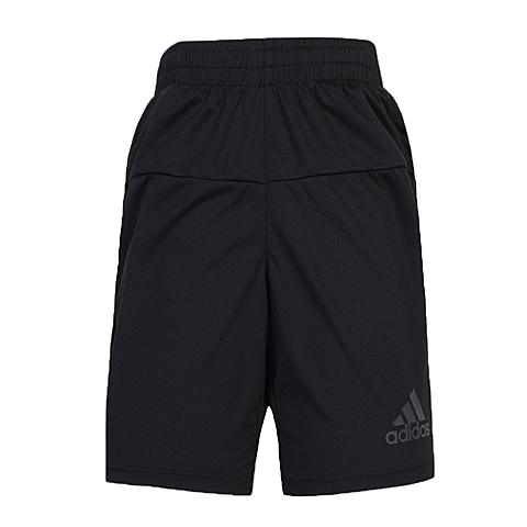 adidas阿迪达斯2016新款专柜同款男大童CLIMA系列针织短裤AK2525