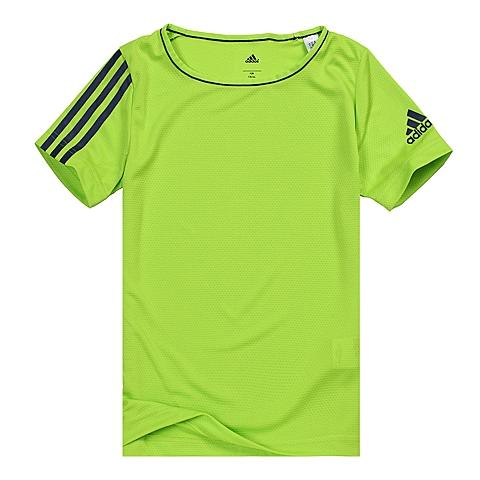 adidas阿迪达斯新款专柜同款男大童CLIMA系列短袖T恤AK2612