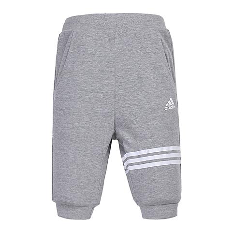 adidas阿迪达斯2016新款专柜同款男小童针织七分裤AP6488