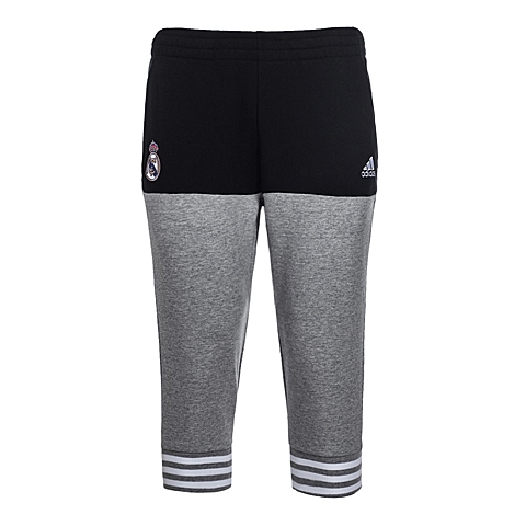 adidas阿迪达斯2016年新款男子皇家马德里系列针织中裤AP6119