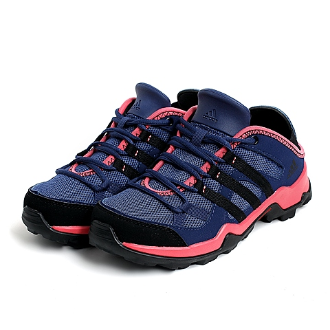 adidas阿迪达斯2016新款专柜同款女小童户外鞋BA8460