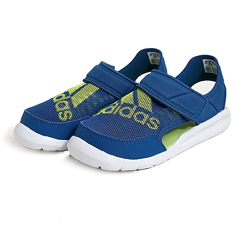adidas阿迪达斯新款专柜同款男小童游泳鞋AF3892