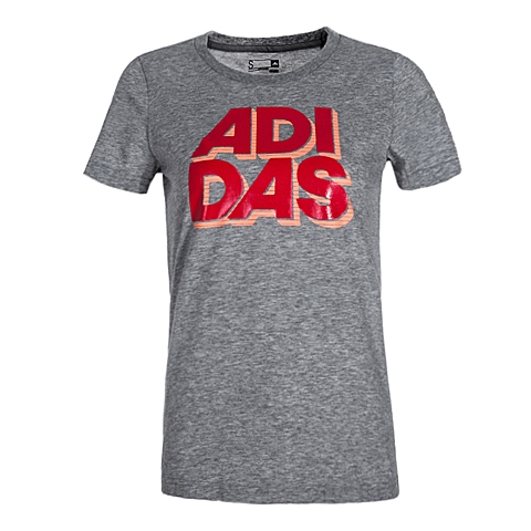 adidas阿迪达斯新款女子活力色彩系列T恤AP5867