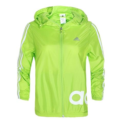 adidas阿迪达斯新款女子活力色彩系列梭织外套AP5884