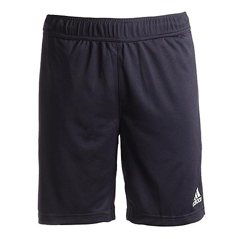 adidas阿迪达斯新款男子激情赛场系列针织短裤AA6437