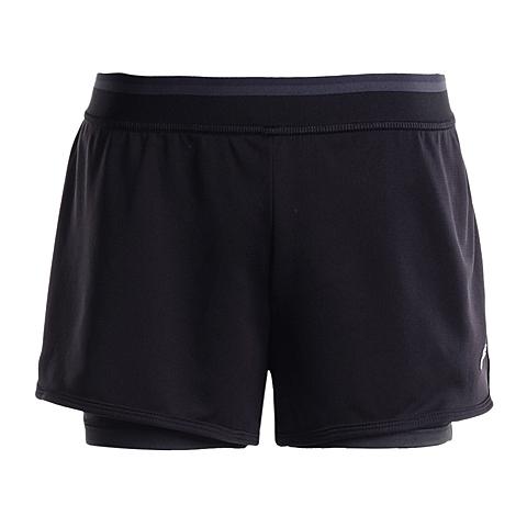 adidas阿迪达斯新款女子训练系列针织短裤AI0884
