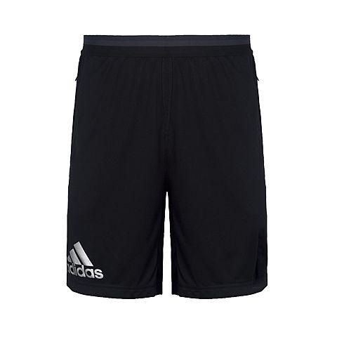 adidas阿迪达斯2016年新款男子训练系列针织短裤AI3985