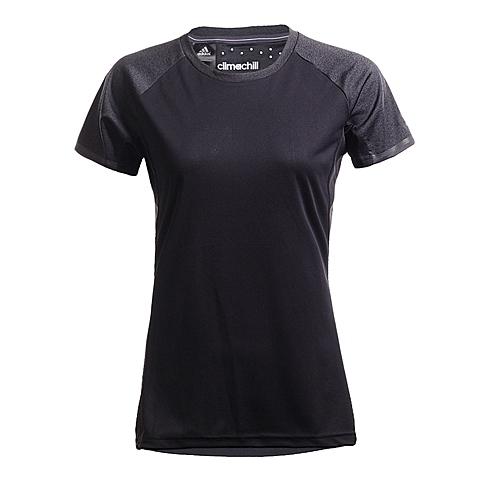 adidas阿迪达斯新款女子多功能越野系列短袖T恤AI2026