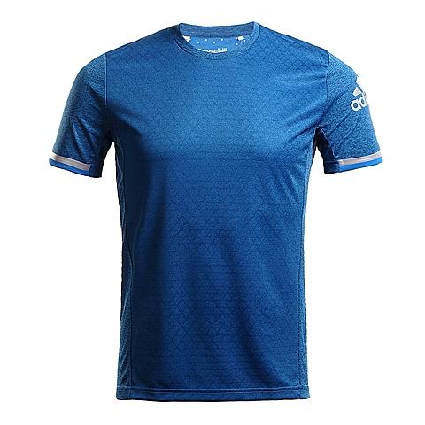 adidas阿迪达斯2016年新款男子TOP系列圆领短袖T恤AI8361