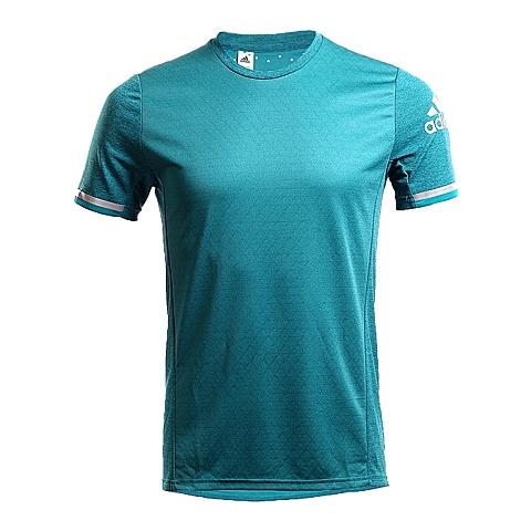 adidas阿迪达斯新款男子TOP系列圆领短袖T恤AO2878