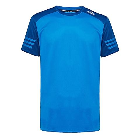 adidas阿迪达斯2016年新款男子运动感应系列T恤AO1540