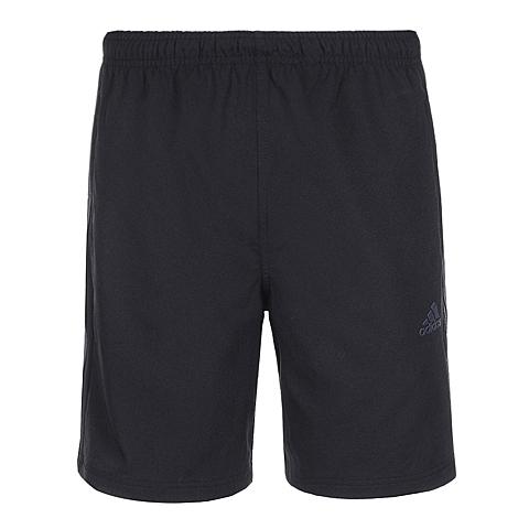 adidas阿迪达斯2016年新款男子科技三条纹系列梭织短裤AI0322