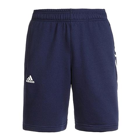 adidas阿迪达斯新款男子运动基础系列针织短裤AK1573