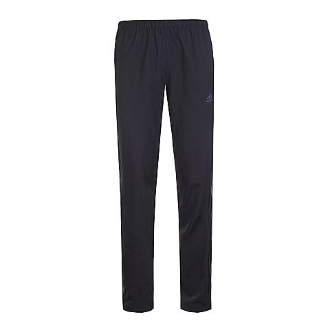 adidas阿迪达斯新款男子科技三条纹系列梭织长裤AJ5577