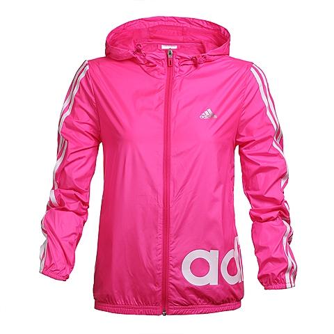 adidas阿迪达斯新款女子活力色彩系列梭织外套AP5883