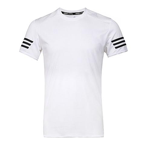 adidas阿迪达斯新款男子运动感应系列T恤AH9165