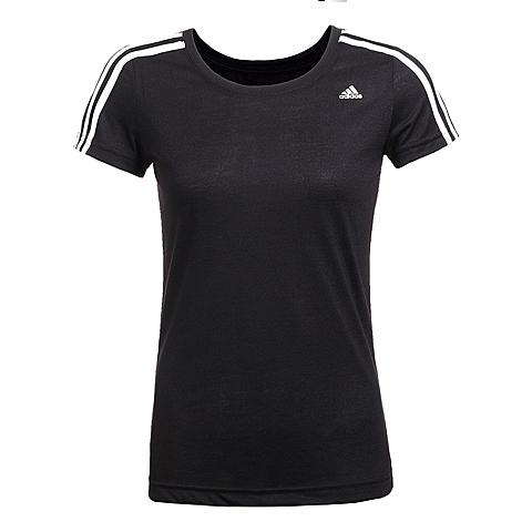 adidas阿迪达斯新款女子基础系列T恤AJ4666