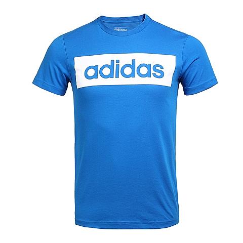 adidas阿迪达斯新款男子运动基础系列T恤AK1807