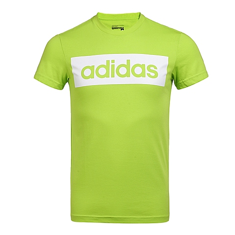 adidas阿迪达斯新款男子运动基础系列T恤AK1808