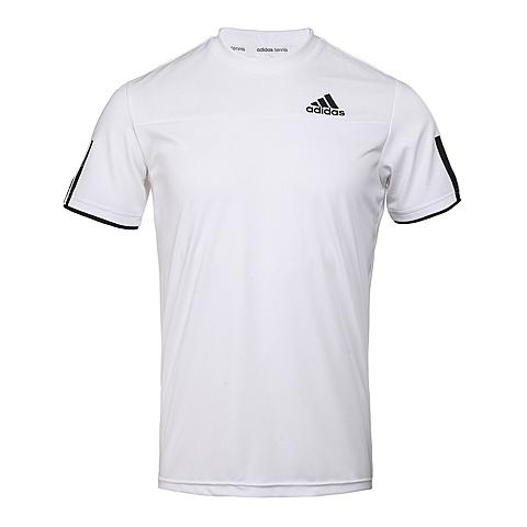 adidas阿迪达斯新款男子激情赛场系列T恤AO2692
