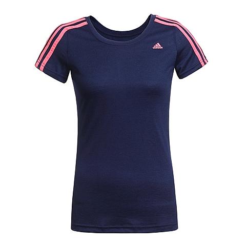 adidas阿迪达斯新款女子基础系列T恤AO4676