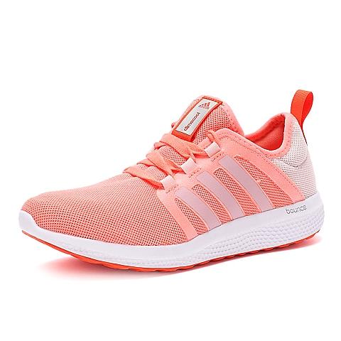 adidas阿迪达斯新款女子Bounce系列跑步鞋S74425