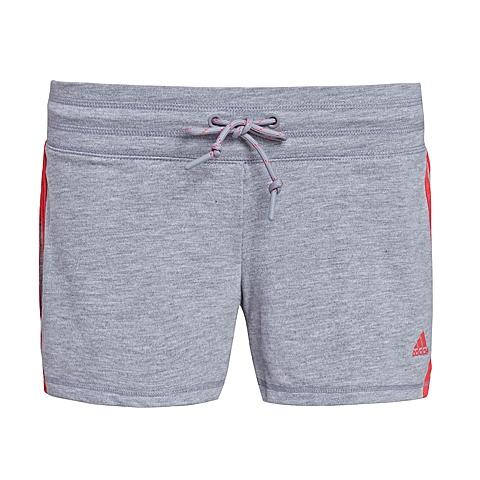 adidas阿迪达斯新款女子基础系列针织短裤AJ4658