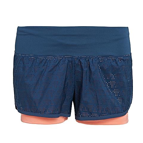 adidas阿迪达斯新款女子训练系列梭织短裤AJ4838