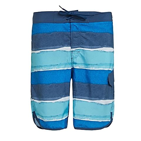 adidas阿迪达斯新款男子沙滩图案系列梭织短裤AJ5604