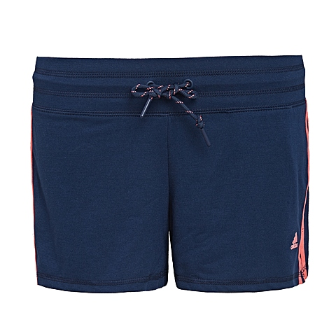 adidas阿迪达斯新款女子基础系列针织短裤AO4713