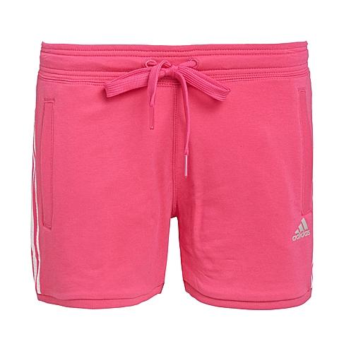 adidas阿迪达斯新款女子shorts bar系列针织短裤AP5927