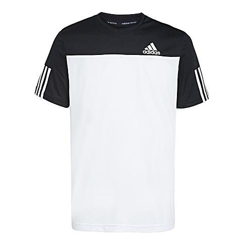 adidas阿迪达斯新款男子激情赛场系列短袖T恤AI0730
