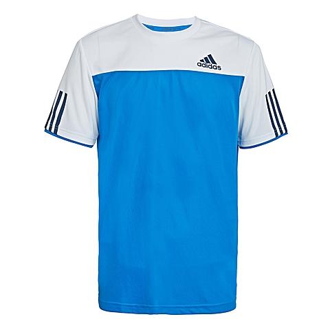 adidas阿迪达斯2016年新款男子激情赛场系列短袖T恤AJ1549