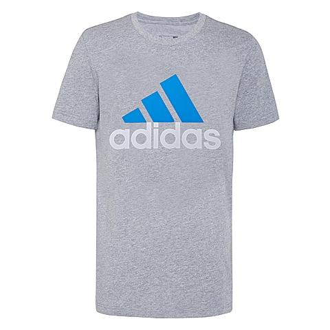 adidas阿迪达斯新款男子运动基础系列短袖T恤AK1797