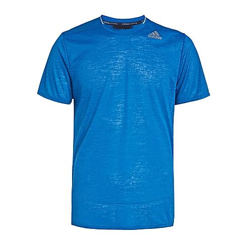 adidas阿迪达斯新款男子运动超极限系列短袖T恤AK2094