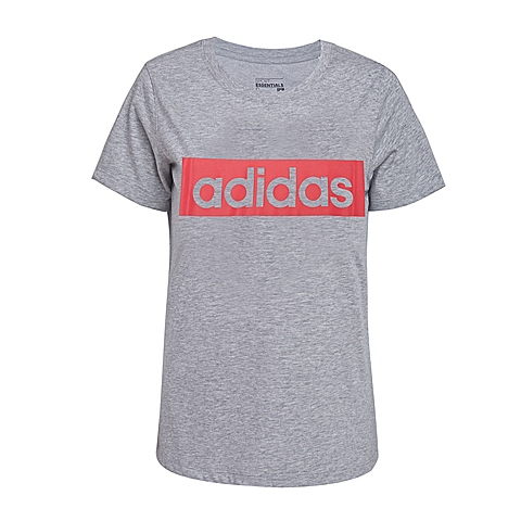adidas阿迪达斯2016年新款女子基础系列W短袖T恤AO4711