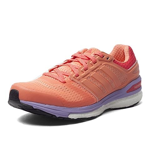adidas阿迪达斯新款女子SUPERNOVA系列跑步鞋AF6466