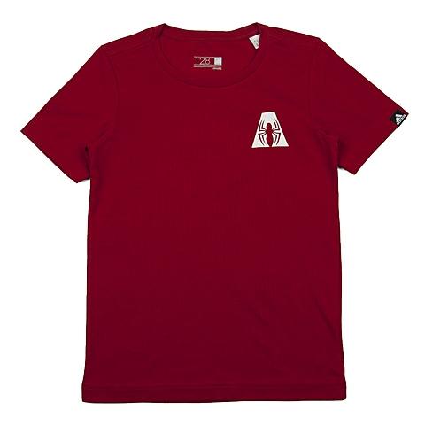 adidas阿迪达斯2016新款专柜同款男大童短袖T恤AI5902