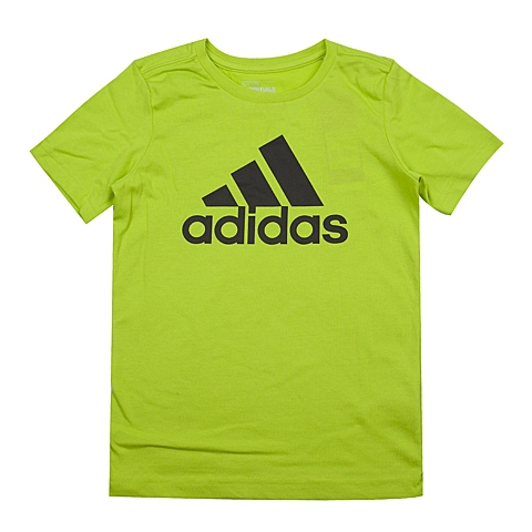 adidas阿迪达斯2016新款专柜同款男大童短袖T恤AK1991