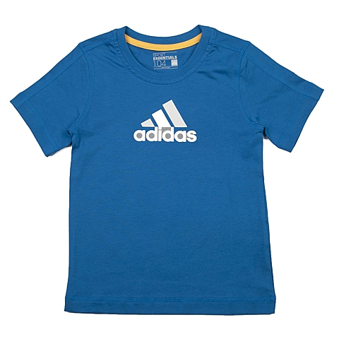 adidas阿迪达斯2016新款专柜同款男小童短袖T恤AK2771