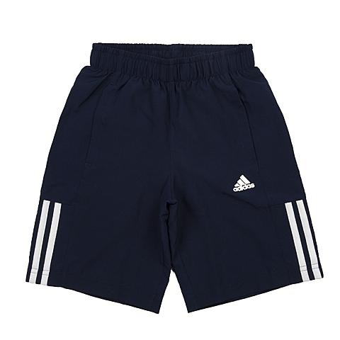 adidas阿迪达斯2016新款专柜同款男大童梭织短裤AB6025