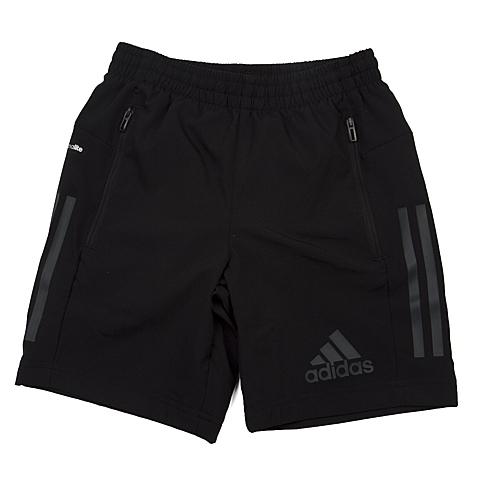 adidas阿迪达斯新款专柜同款男大童CLIMA系列梭织短裤AK2561