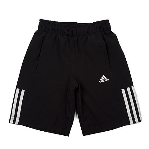 adidas阿迪达斯新款专柜同款男大童梭织短裤S23288