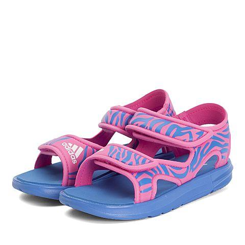 adidas阿迪达斯2017年新款专柜同款小童游泳鞋BB4973
